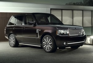 2011 Geneva Motor Show Preview: Range Rover Autobiography Ultimate Edition