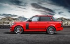 Startech Turns A Range Rover Into A Truck By Removing Utility