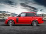 Startech Range Rover Truck