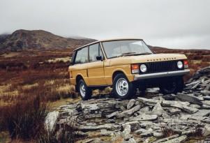 1978 Land Rover Range Rover Classic