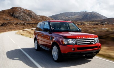 2009 Land Rover Range Rover Photos