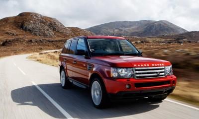 2009 Land Rover Range Rover Photos