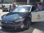 LAPD Tesla Model S