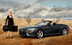 The Supermodel And The 2013 Mercedes-Benz SL-Class