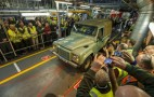 Land Rover Defender Production At Solihull Comes To An End