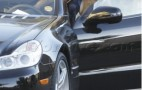 Lauren Conrad Is The Anti-Audrina In Her Black Mercedes SL