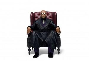 Laurence Fishburne returns as Morpheus from the Matrix for Kia's 2014 Super Bowl ad