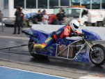 Electric Motorcycle Breaks 7-Second, 200 MPH Quarter Mile