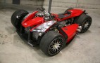 Ferrari V-8 Powered Quad Is The Ultimate Holiday Gift: Video