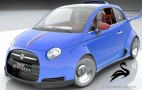 Lazzarini Design Wants To Build A Ferrari-Powered Fiat 500
