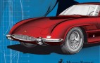 Ferrari To Honor Sergio Pininfarina With Late Designer's Greatest Works