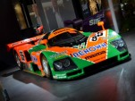 Le Mans 24 Hours exhibit at the 2014 Geneva Motor Show