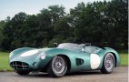 $30 Million Aston Martin DBR1 Smashed Up During Vintage Race