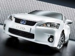 Leaked 2011 Lexus CT 200h images