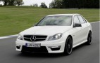 2012 Mercedes-Benz C63 AMG Facelift Leaked