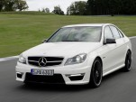 Leaked 2012 Mercedes-Benz C63 AMG photos