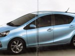 Leaked 2012 Toyota Aqua Brochure: (Source: CarScoop)