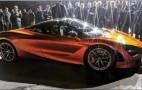 2018 McLaren 720S (P14) leaked