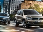 Leaked image of 2012 Volkswagen Tiguan
