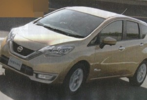 Nissan Note hybrid leaked, but not likely for North America