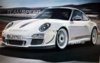 Interior Images Of 500-HP Porsche GT3 RS 4.0 Leaked?