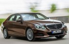 2014 Mercedes-Benz E Class Images Leaked Ahead Of Detroit Debut