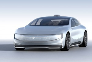 Faraday Future backer LeEco is running out of cash, CEO admits