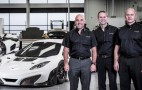 F1 Engineers Join McLaren GT