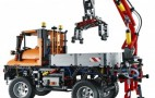 Mercedes Unimog Inspires Biggest LEGO Technic Model Ever
