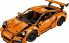 Lego unveils its take on the Porsche 911 GT3 RS
