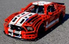 Lego Shelby GT500 Is No Toy: Video