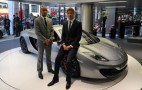 Lewis Hamilton And Jenson Button Attend McLaren Launch Event In London