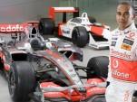 Lewis Hamilton McLaren F1