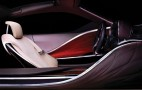 Lexus Teases New Design Concept For Detroit Auto Show