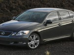 Lexus announces GS460, V10 planned for new GS-F?