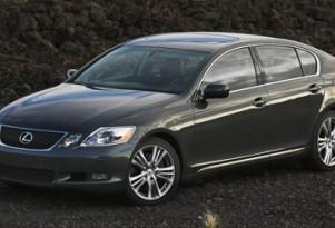 Lexus announces GS460, V10 planned for new GS-F?