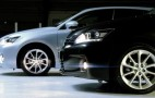 Yokohama Demonstrates Importance Of Winter Tires Using Lexus CT 200h: Video