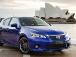 Lexus CT 200h F Sport