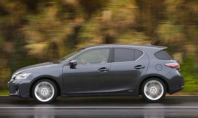2012 Lexus CT 200h Photos