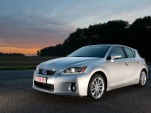 2013 Lexus CT 200h Compact Hybrid: If It Ain't Broke...
