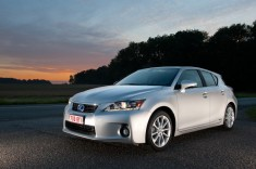 2013 Lexus CT 200h