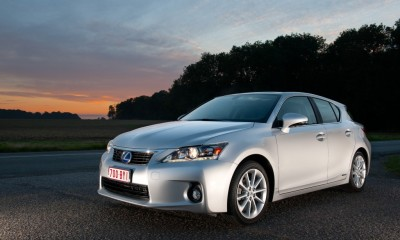 2013 Lexus CT 200h Photos
