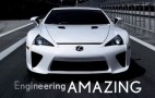 Lexus Launches New Engineering Amazing Campaign: Video