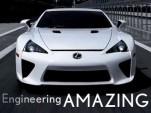 Lexus Engineering Amazing campaign