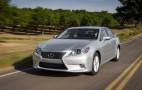 2015 Lexus ES 300h Hybrid Gets New Infotainment Features