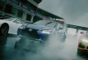 Lexus F Cars