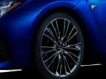 Lexus F Detroit 2014 teaser