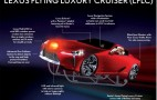 Lexus Sleighs The Competition With Hybrid Transport For Santa