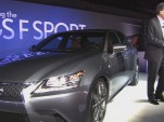 Lexus GS 350 F Sport intro at SEMA 2011