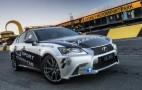 Lexus Unveils GS 350 F Sport Safety Car